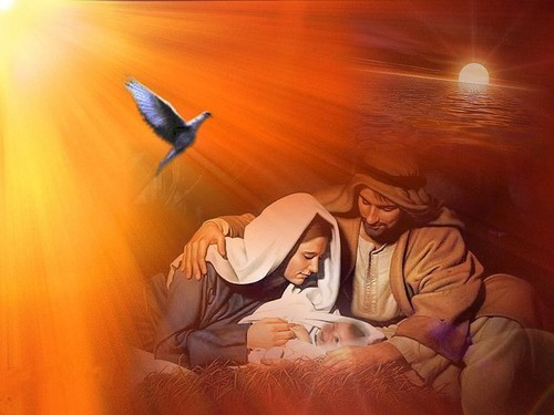 The Birth of Jesus Pictures