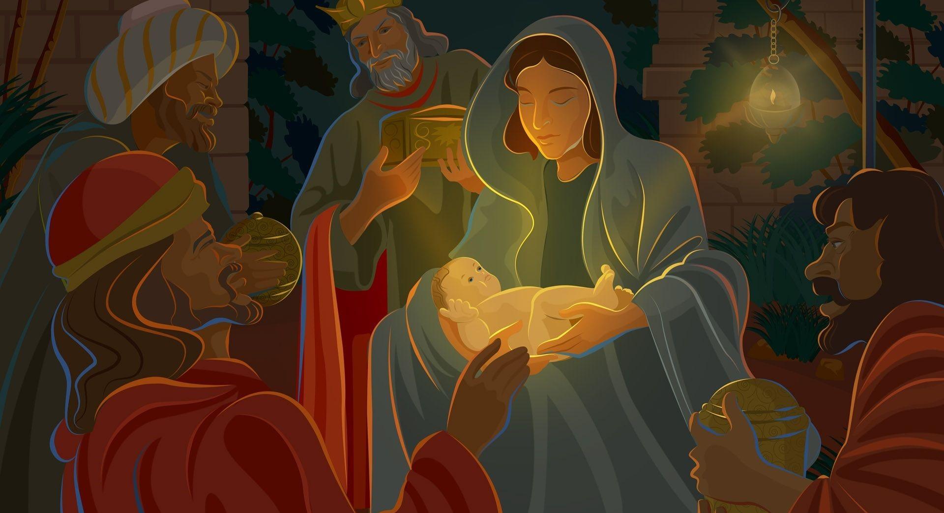Jesus Birth pictures